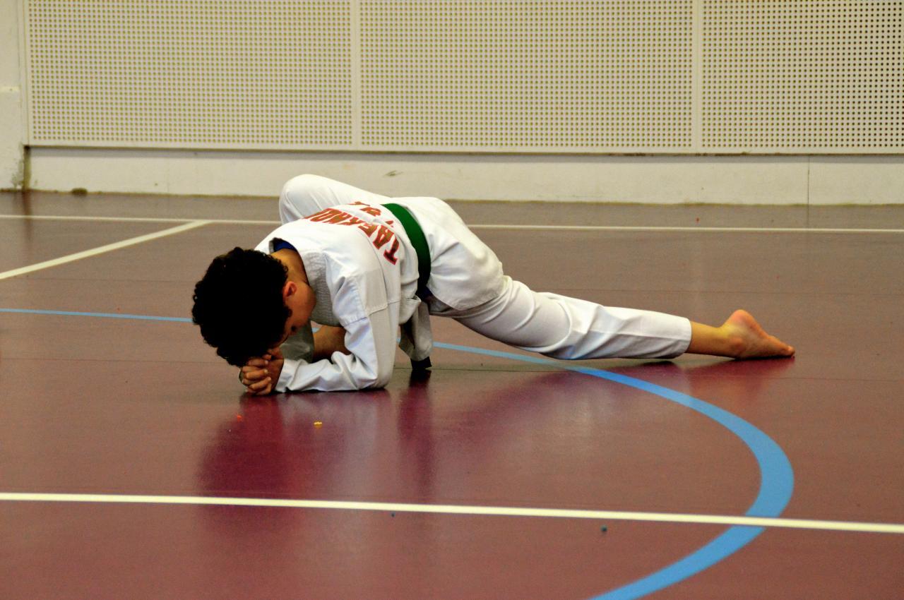 Cours de Taekwondo - Enfants